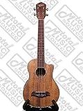 Oscar Schmidt by Washburn OU5LCE Long Neck Concert Acoustic-Electric Ukulele