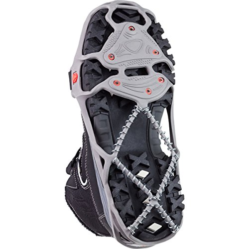 Yaktrax Run Traction Cleats for Running on Snow and Ice