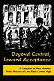 Beyond Central, Toward Acceptance, , 193510621X