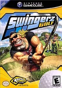 Swingerz Golf Nintendo Game Cube