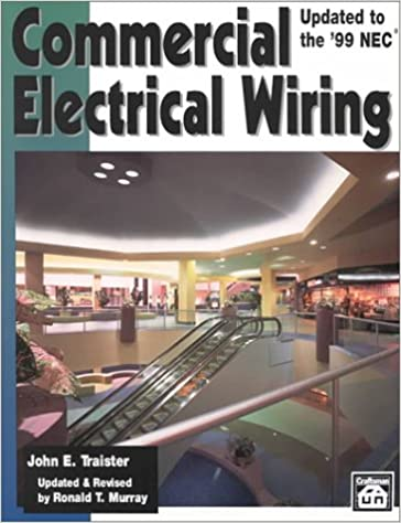 Admirable Commercial Electrical Wiring Amazon Co Uk John E Traister Wiring Database Wedabyuccorg