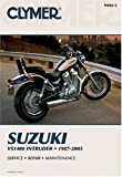 Suzuki Vs1400 Intruder, 1987-2003, Clymer Publications Staff, 0892878746