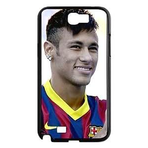 Samsung Galaxy Note 2 N7100 Phone Case Neymar F5D7109