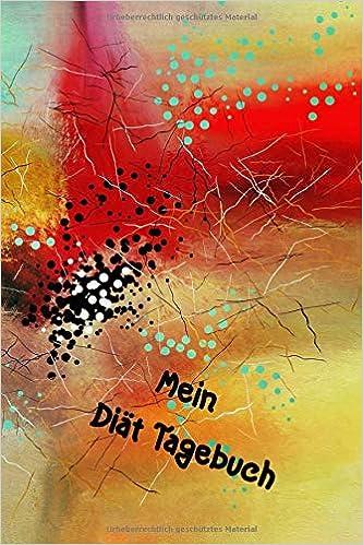 Mein Diat Tagebuch Taschenbuch 26 September 2018 Gabi