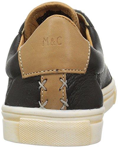 Musse & Cloud Women's Snake Fashion Sneaker Black 2JODI5