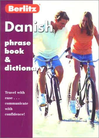 Phrasebook Berlitz Danish - Berlitz Danish Phrase Book & Dictionary (Berlitz Phrase Book)