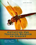 img - for Activities for Teaching Science as Inquiry (6th Edition) book / textbook / text book