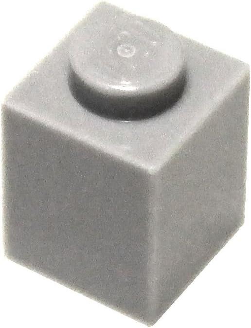 LEGO Parts and Pieces: Light Gray (Medium Stone Grey) 1x1 Brick x20