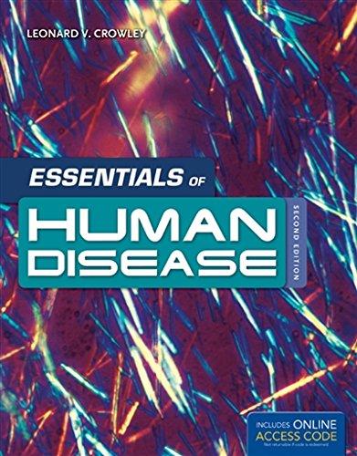 Essentials of Human Disease by Brand: Jones Bartlett Learning