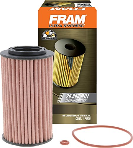 FRAM XG9999 Ultra Synthetic Cartridge Oil Filter