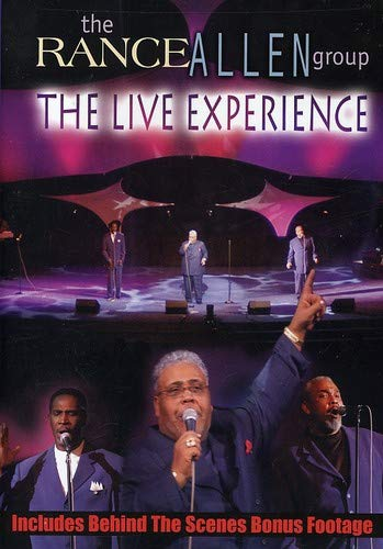 The Rance Allen Group - The Live Experience by Tyscot