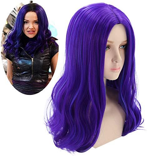 Mersi Costume Purple Cosplay Halloween product image