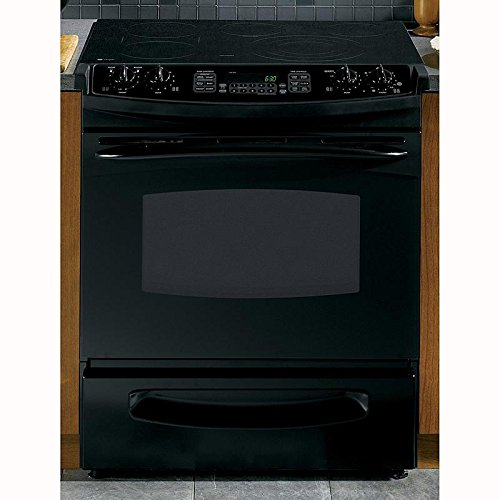 "GE Profile PS968DPBB 30"" Black"