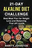 Best Alkaline Diet Books - 21-Day Alkaline Diet Challenge: Best Meal Plan Review