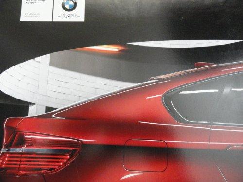 2009 BMW X6 Sales Brochure (Bmw Sales Brochure)