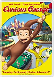 Curious George (Widescreen Edition)