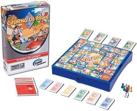 00217 PARKER PAYDAY JUEGO DE VIAJE: Amazon.es: Juguetes y juegos