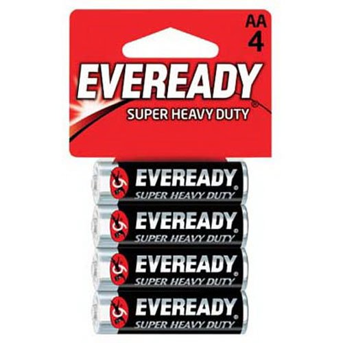 Energizer Heavy Duty AA Battery