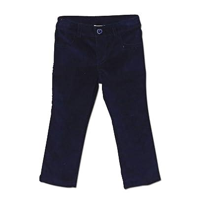 AndyWawa - Junior Ranger Boys' Velvet Pant - Blue, 2-8 Years
