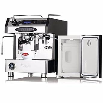 Fracino ge948 Velocino Espresso cafetera máquina incluye nevera, 4,4 l: Amazon.es: Industria, empresas y ciencia