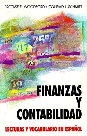 Finanzas y contabilidad: lecturas y vocabulario en español by McGraw-Hill