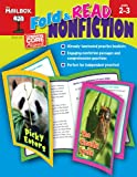 Fold and Read Nonfiction : Grs. 2-3, The Mailbox Books Staff, 1612762549