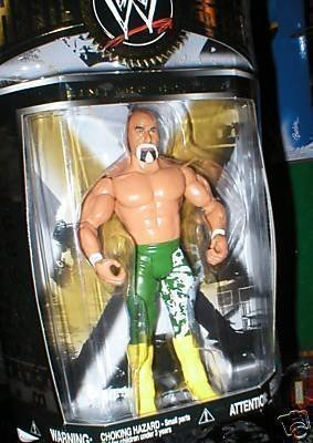 Wwe Billy Graham Classic Super Stars (Trs Exclusive) Limited Edition