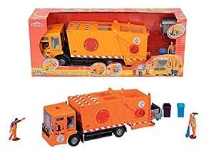 Majorette Toys Iberia - Camión basura con contenedor