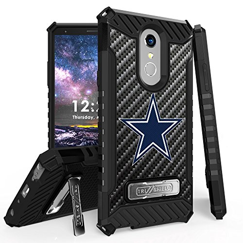 Cell Phone Case Cowboys - PIMPCASE for LG Stylo 4 Case, Durable Hybrid Rugged Armor Shockproof - Cowboy