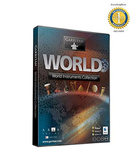 Vst Band Big (Garritan World Instruments Sample Library with 1 Year Free Extended Warranty)