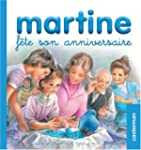 MARTINE F�TE SON ANNIVERSAIRE