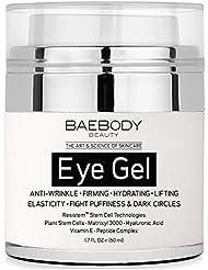 Baebody Eye Gel for Dark Circles, Puffiness, Wrinkles...