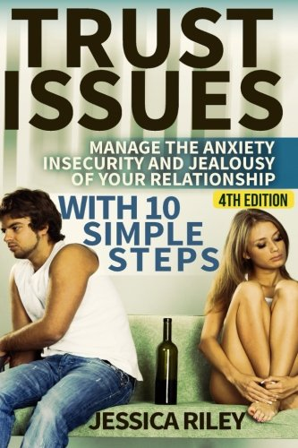 Trust Issues Insecurity Jealousy Relationship product image