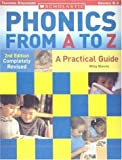Phonics from A to Z, Wiley Blevins, 0439845114