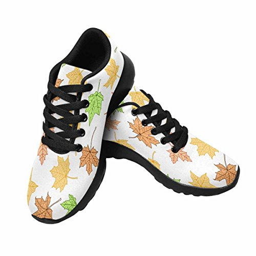 InterestPrint Womens Jogging Running Sneaker Lightweight Go Easy Walking Comfort Sports Running Shoes Multi 1 1Kq36Ehmo