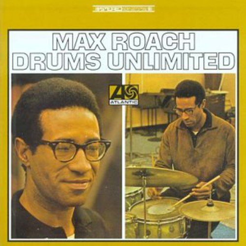 CD : Max Roach - Drums Unlimited (CD)