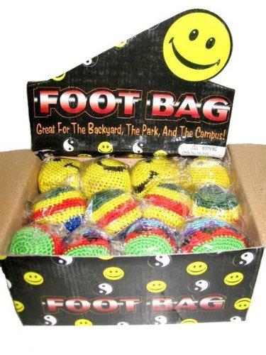 DDI - Hacky Sack (1 pack of 72 items) by DDI