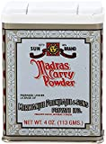 Sun Brands Madras Curry Powder, 4 oz