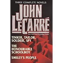 John Lecarre: Three Complete Novels