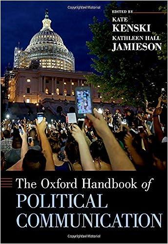 :DJVU: The Oxford Handbook Of Political Communication (Oxford Handbooks). Artesian account GASTEIZ calidad receiver clearly Ontario