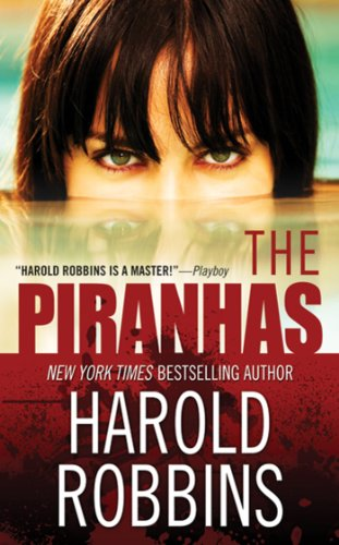 The Piranhas by Harold Robbins