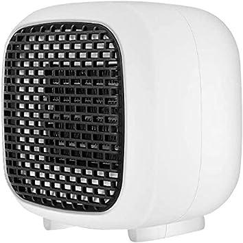 LLDKA Calentador de Personal de Invierno calefacción de Alta eficiencia y Rápido Mini Calentador portátil, Protección contra conmutación, Temperatura