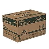 """BOISE ASPEN 30 Multi-Use Recycled Copy Paper, 11""""x17"""", Ledger, 92 Bright White, 2500 Sheet/Carton (054907-CTN)"""