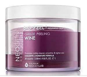 Neogen Dermalogy Bio-Peel Gauze Peeling Wine, 200ml, 30 Count