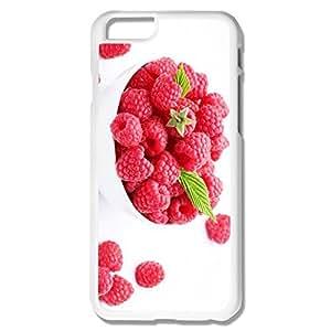 Raspberries Plastic Fantastic Cover For IPhone 6 by icecream design