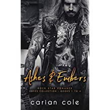 Ashes & Embers Series Collection (Books 1 to 4)