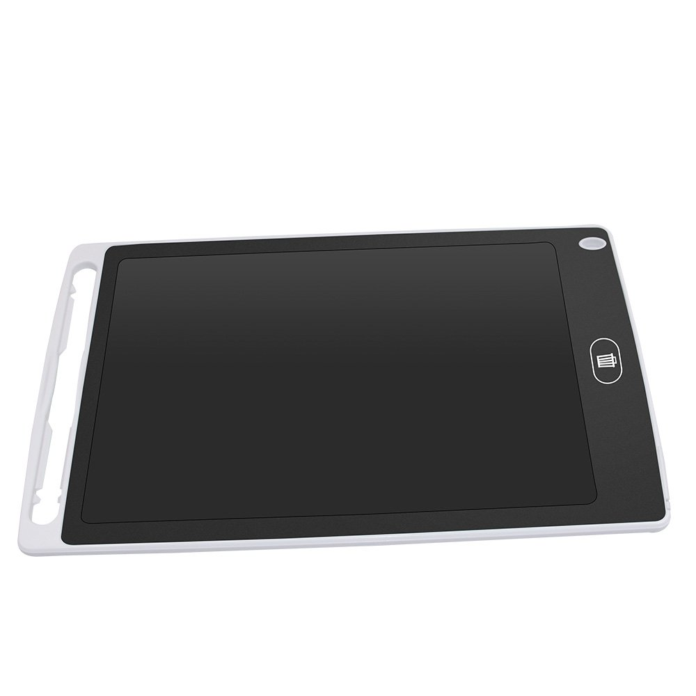 Buzuscore 8.5 Inch LCD Writing Tablet ,White