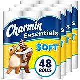 Charmin Essentials Soft Toilet Paper, 48 Giant Rolls