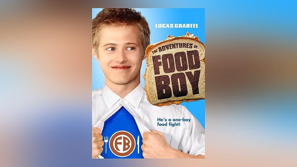 Adventures of Food Boy (High School Super Hero)