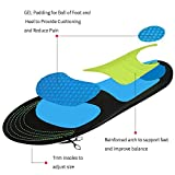 Suscong Athletic Arch Support Inserts,Orthotic